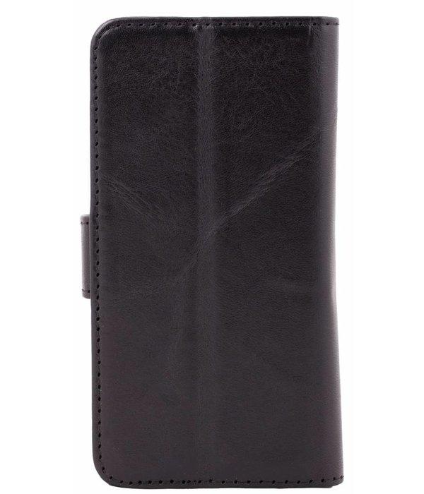 itZbcause itZbcause Stierlederen Magnetic Walletcase Hoesje voor iPhone 6 en 6S