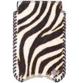 itZbcause itZbcause Zebra Braided Hoesje voor Iphone 6 en 6s
