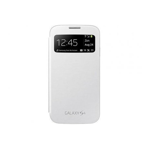 Samsung Galaxy S4 S View Cover Origineel - Wit
