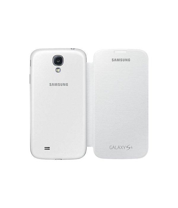 Overig Samsung Galaxy S4 Flip Cover Origineel - Wit