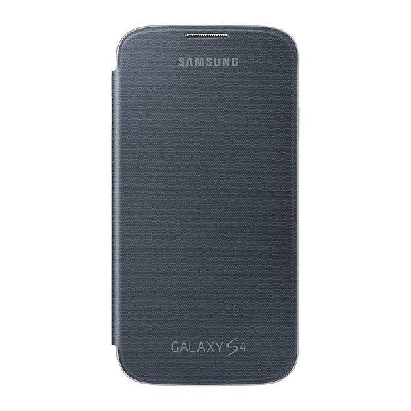 Samsung Galaxy S4 Flip Cover Origineel - Zwart