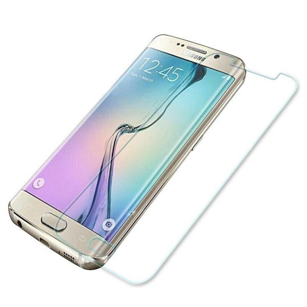 Samsung Galaxy S6 Edge Tempered Glass Screenprotector