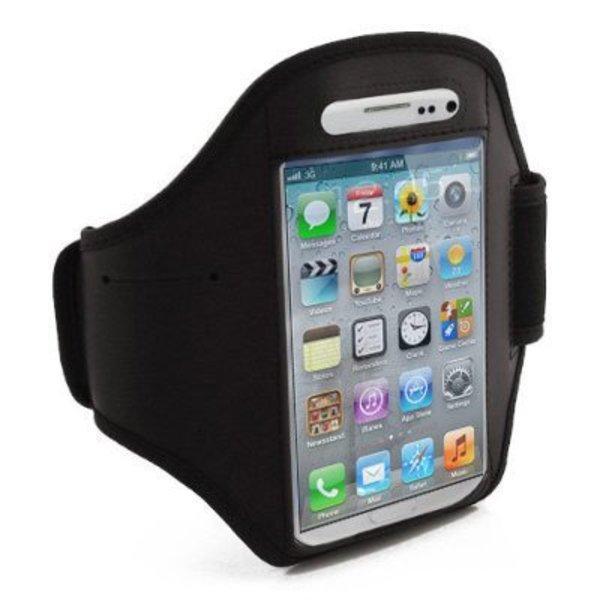 Sportarmband voor iPhone 4 & 5 - Zwart