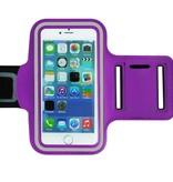 Overig Sportarmband voor iPhone 4 & 5 - Paars