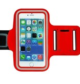 Overig Sportarmband voor iPhone 4 & 5 - Rood