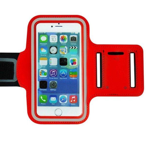 Sportarmband voor iPhone 4 & 5 - Rood