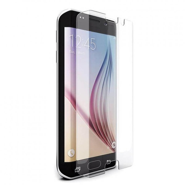 Samsung Galaxy S6 Edge Plus Curved Tempered Glass Screenprotector