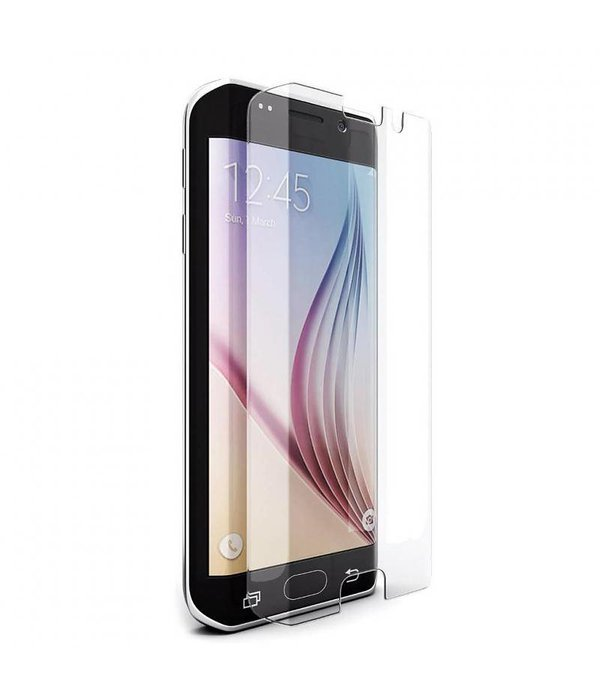Overig Samsung Galaxy S6 Edge Plus Curved Tempered Glass Screenprotector