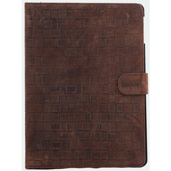 itZbcause Bookcover Hoes voor iPad Air - Braided