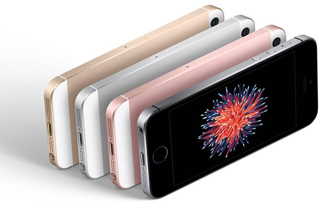 Compact en krachtig - De nieuwe iPhone SE