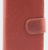 itZbcause itZbcause Vintage Bookcase Hoesje voor iPhone 5(S) & SE