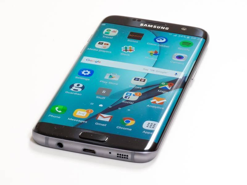 De nieuwe Samsung Galaxy S7 is uitgekomen