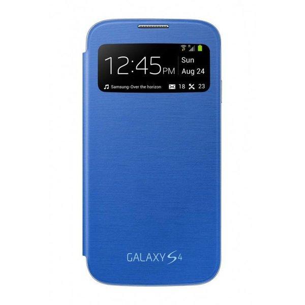 Samsung Galaxy S4 S View Cover Origineel - Blauw