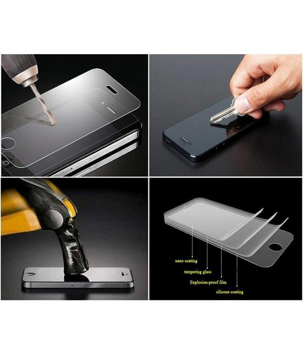 Overig Samsung Galaxy J7 2016 tempered (gehard) glass screenprotector