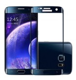 Overig Samsung Galaxy S7 Tempered Glass Curved Screenprotector - Zwart