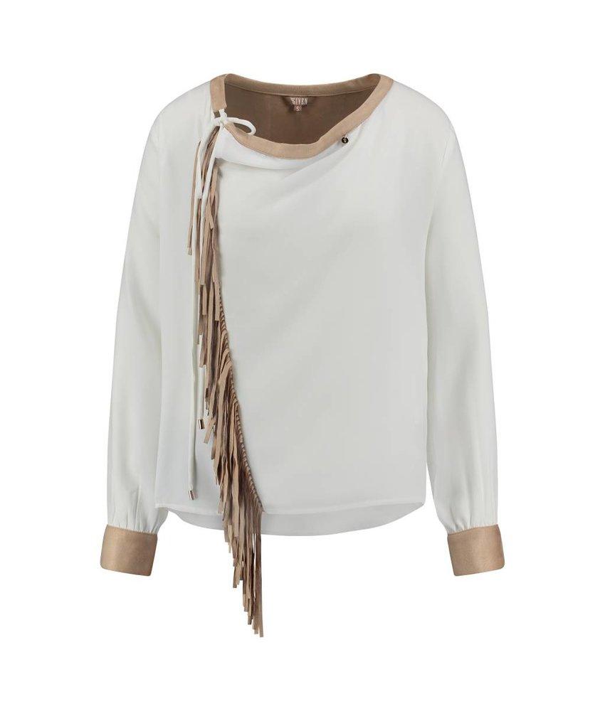 Given Kaelyn blouse
