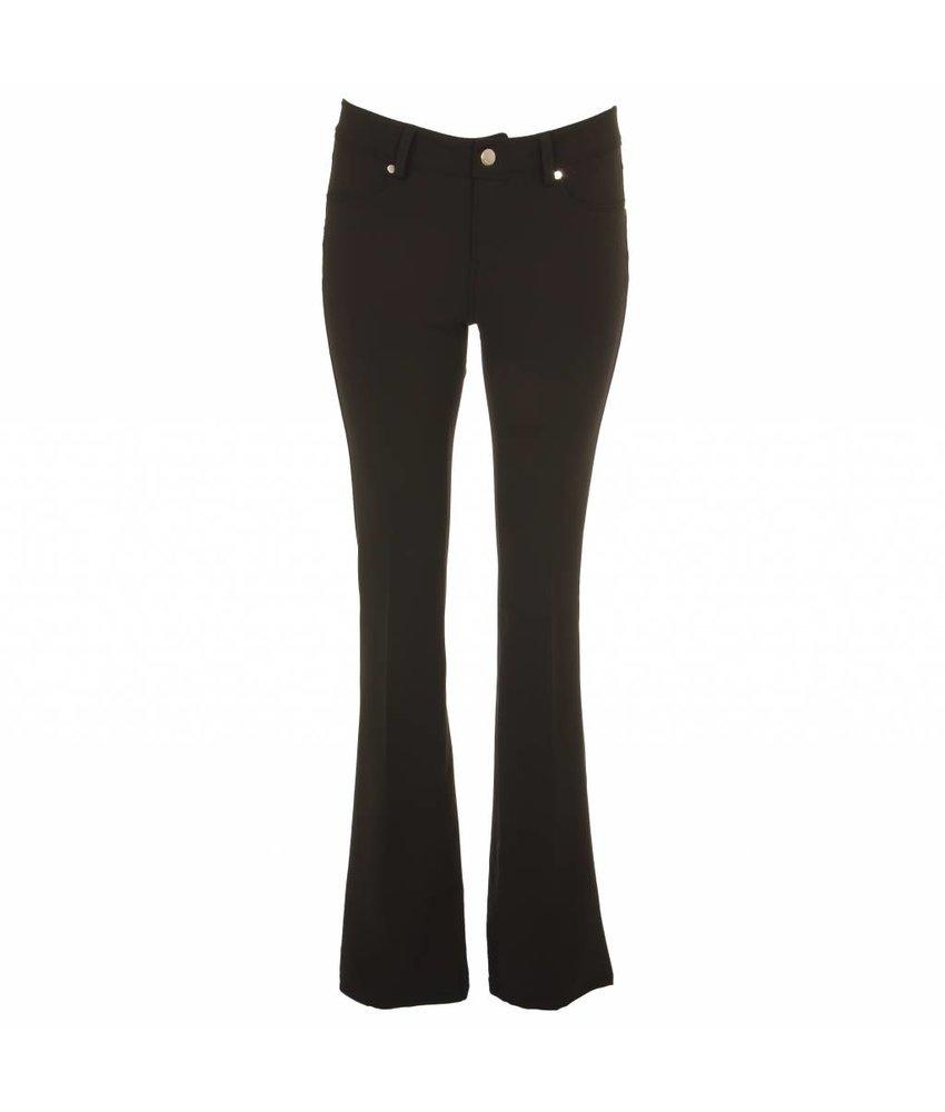 MET Jeans Columbia/j Flare Cut Pants