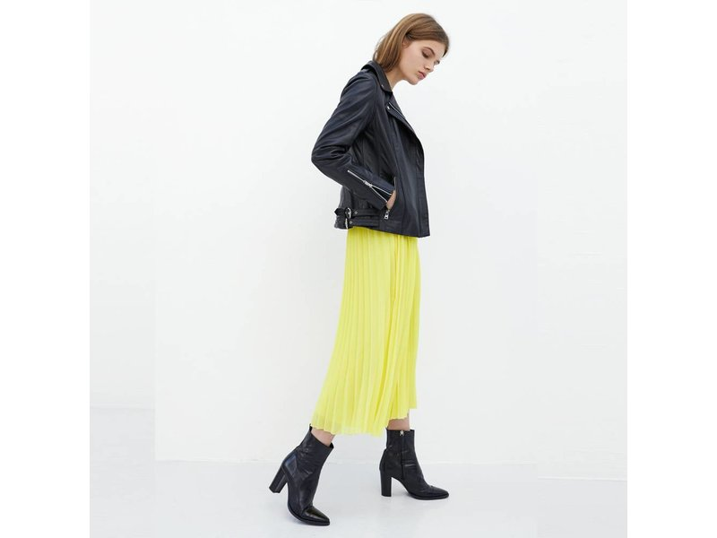 Alix The Label Pleated Skirt