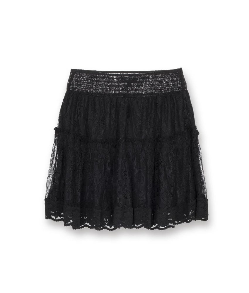 Alix The Label Lace skirt