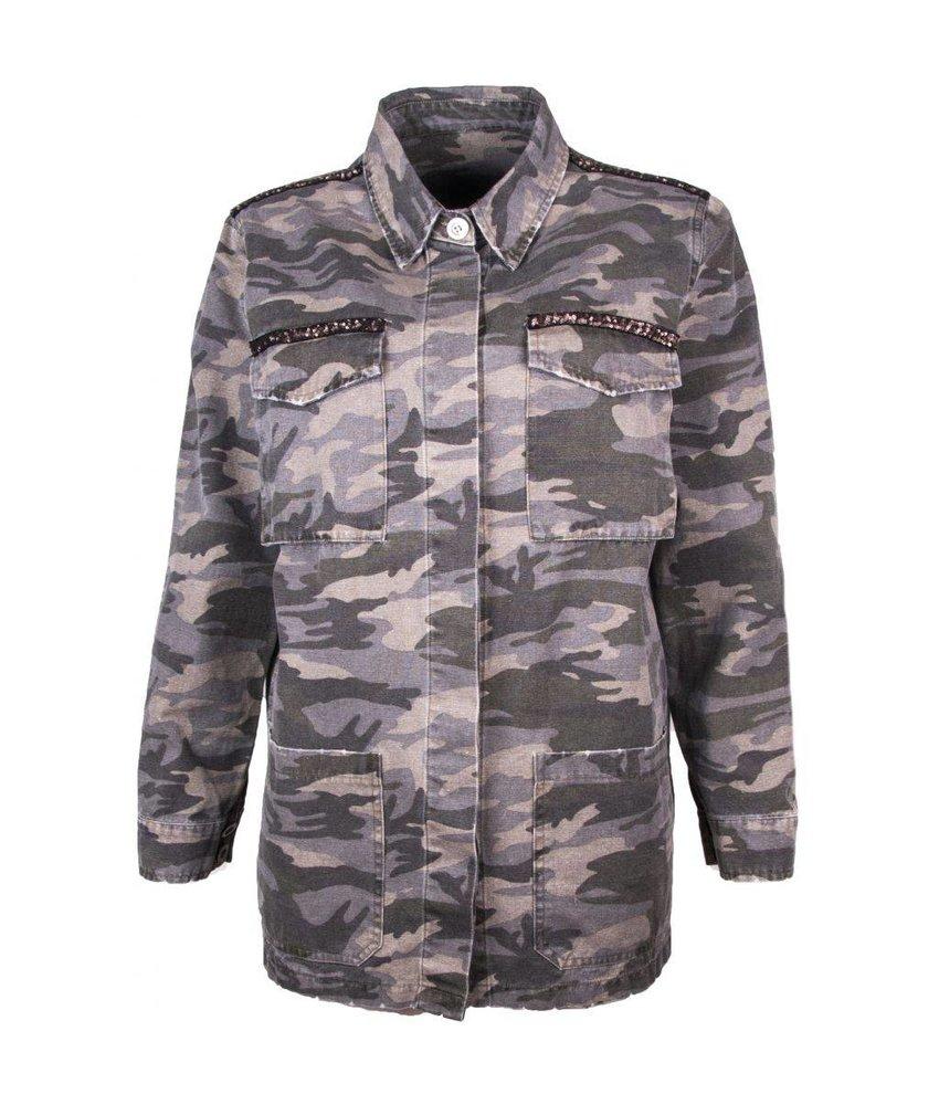 Caddis Fly Army jacket