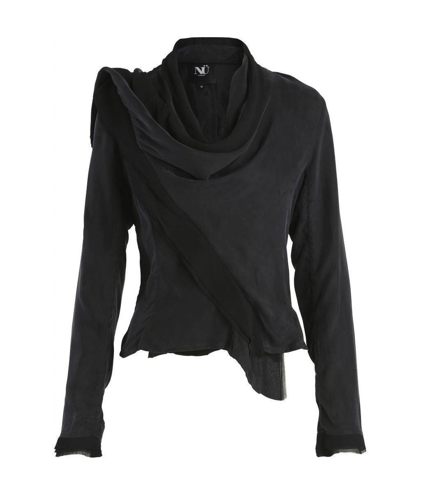 NÜ Denmark Cupro jasje of blouse
