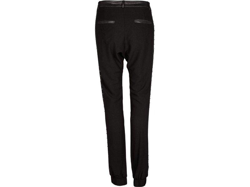 NÜ Denmark Baggy broek met studs