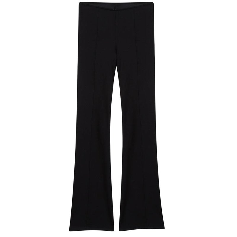 Alix The Label Knitted flared pants