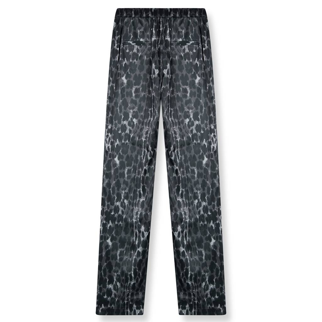 Alix The Label Animal satin pants