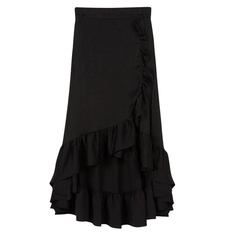Alix The Label Flowy ruffle skirt