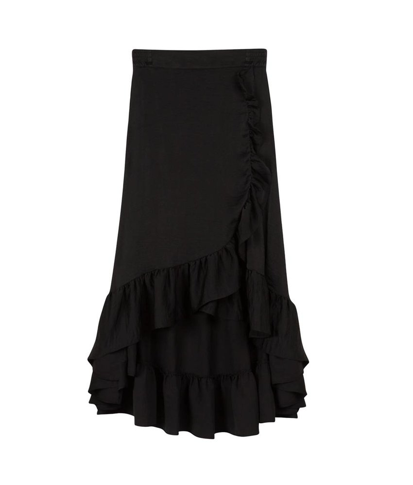 Alix The Label Flowy ruffle skirt