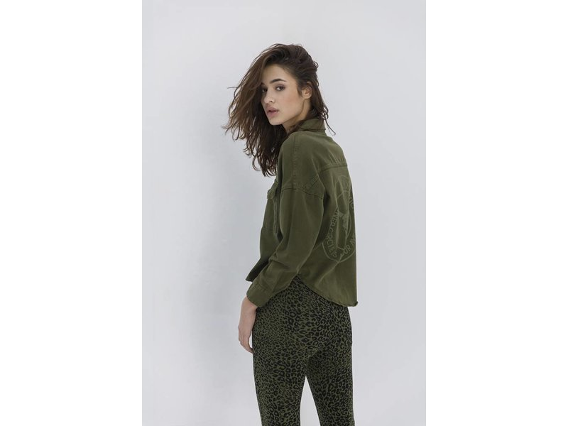 Alix The Label Lyocell blouse