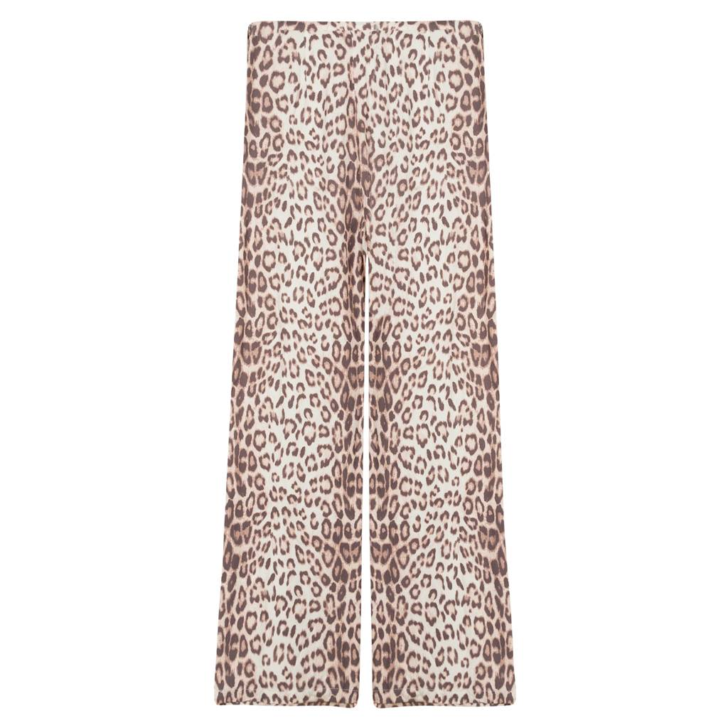 Alix The Label Wide leg animal pants