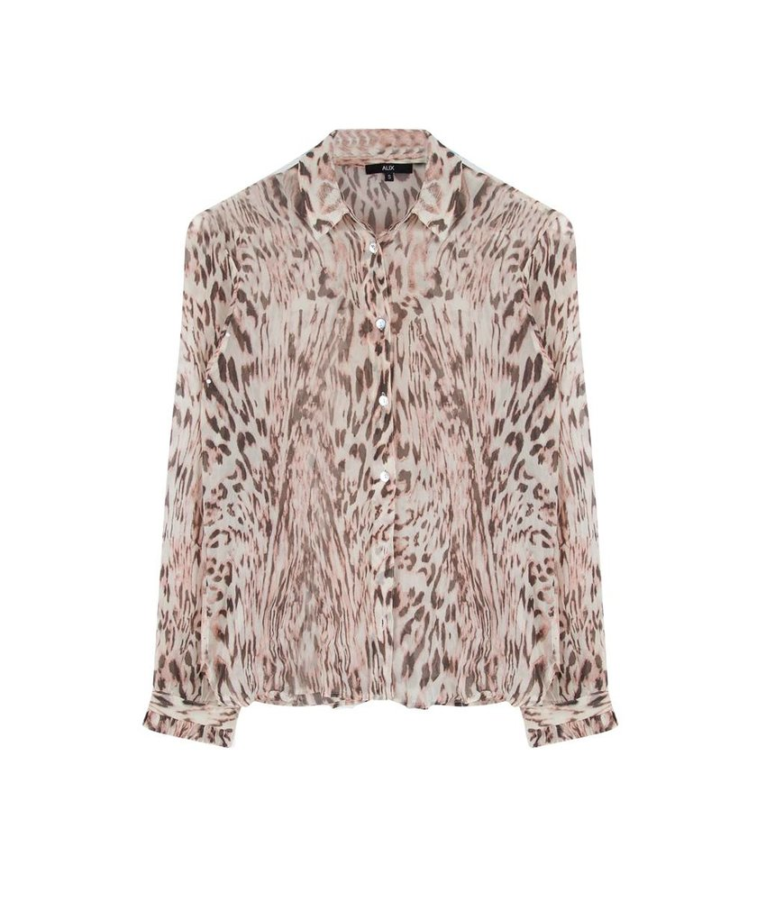 Alix The Label Animal blouse