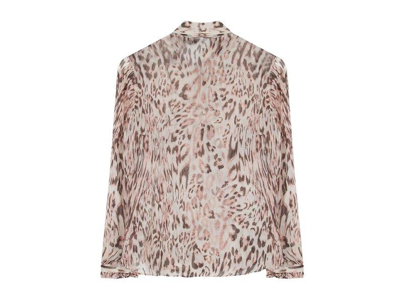 Alix The Label Animal blouse