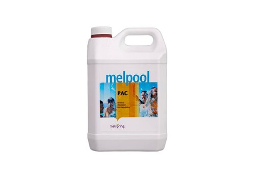 Melpool PAC Vlokmiddel 5 liter
