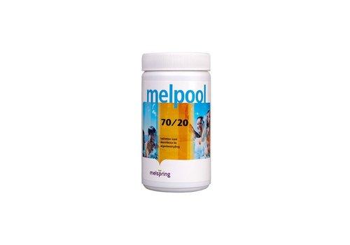 Melpool Chloortabletten 70/20 1KG