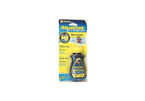 AquaChek Yellow (Free Chlorine)