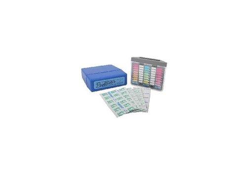 Testset voor chloor, ph en alkaliteit