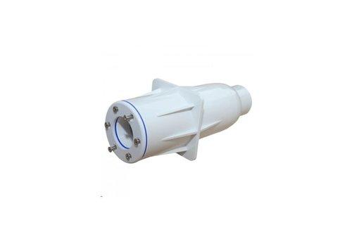 Spectravision wanddoorvoer beton- en foliebaden