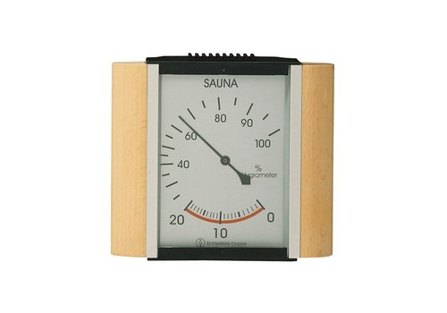 Hygrometer hout