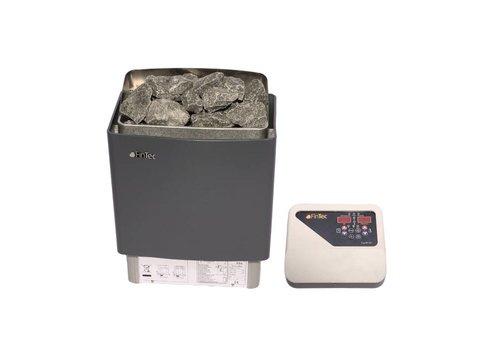 Saunakachel elektrisch Irmina - RVS