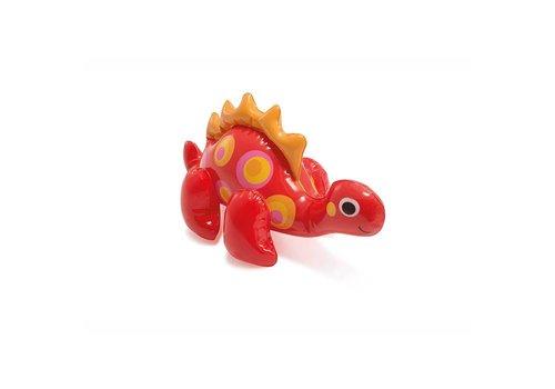 Intex mini opblaas dinosaurus