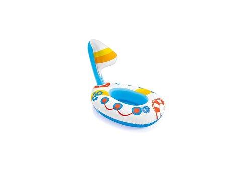 Intex mini opblaasbare boot