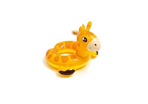Intex opblaasbare zwemband giraffe