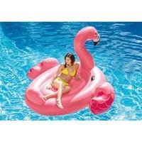 thumb-Intex mega opblaasbare flamingo island float 218 cm-2
