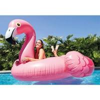 thumb-Intex mega opblaasbare flamingo island float 218 cm-3
