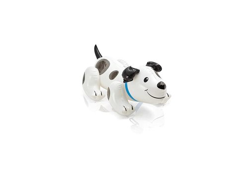 Intex opblaasbare puppy ride-on