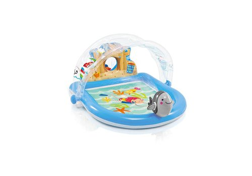 Intex kinderzwembad summer lovin beach