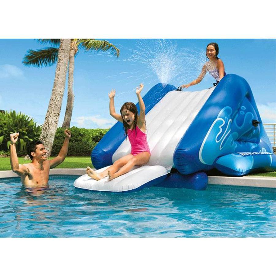 Intex opblaasbare waterglijbaan-3