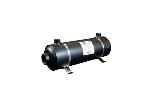 Warmtewisselaar Pahlen RVS (horizontale uitvoering)